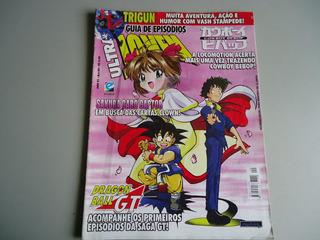 Ultra Jovem Guia Episodios Nº4 Dragon Ball Sakura Trigun