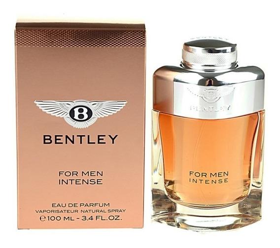 Perfume Bentley For Men Intense Masculino Edp 100ml Original