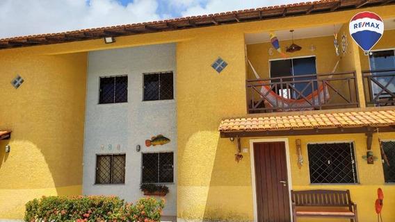 Casa Com 3 Dormitórios, 82 M² - Maçarico - Salinas/pa - Ca0218