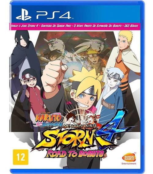 Naruto Shippuden Storm 4 Road To Boruto Psn Code 2 Português