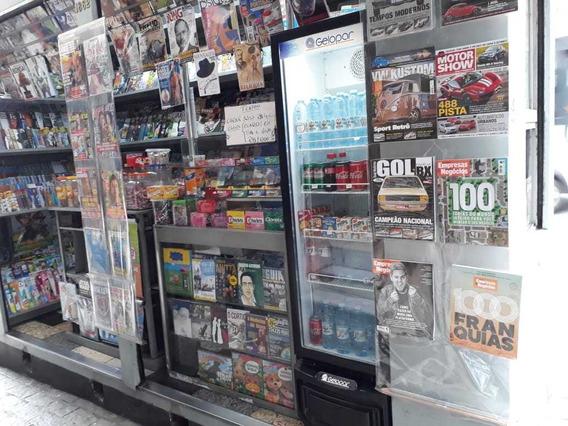 Banca De Revistas Muito Bem Localizada Na Regiao Da Paulista