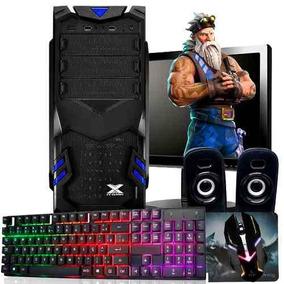 Pc Gamer Completo Barato 8gb Quadcore Geforce / Fortnite Cs