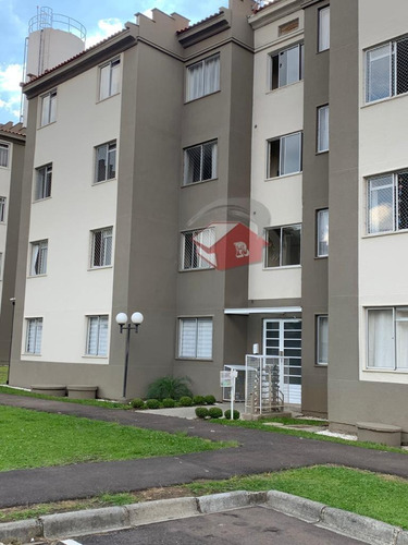 Apartamento Venda 02 Dormitórios Sítio Cercado Curitiba -pr