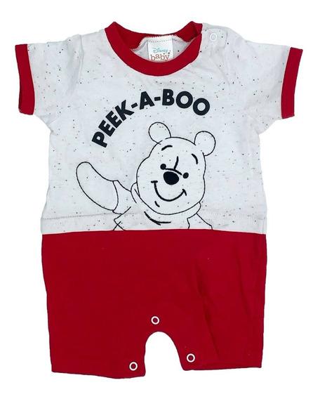 Pañalero Algodon Estampado Disney Winnie Pooh
