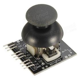 Módulo Joystick Analógico 5v Ideal P/ Arduino / Pic