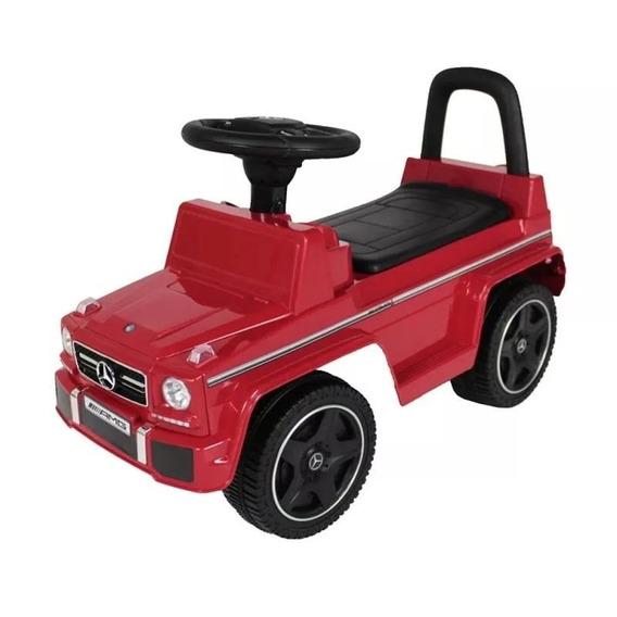 Carrinho Andador Mercedes-benz Vermelho 934504 Belfix