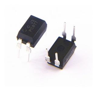 10 Piezas Pc817 Optoacoplador Salida A Transistor