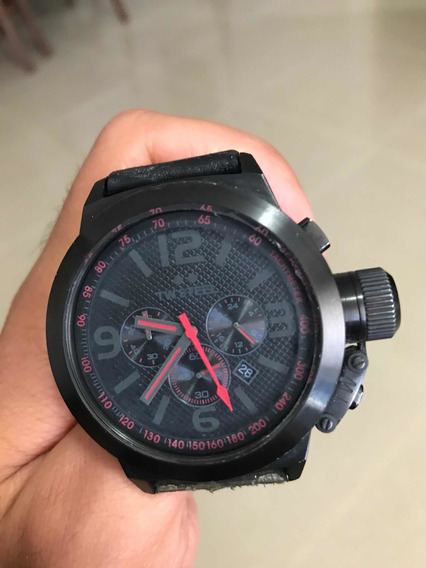 Relógio Tw Steel Canteen (pulseira Deve Trocar Ou Arrumar)