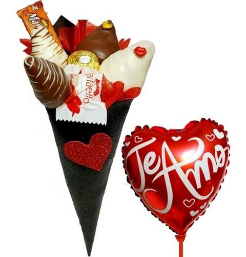 Arreglos Frutales Florales Chocolates Ramo Día De La Madre