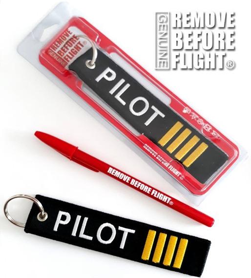 Remove Before Flight ® Mod. Pilot 4 Barras