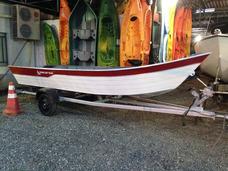 Barco Bateira Bote Alumínio Macar 500 5 Metros 0km 2017