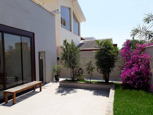 Casa Com 3 Dormitórios À Venda, 280 M² Por R$ 1.200.000 - Condomínio Residencial Manacás - Paulínia/sp - Ca4576