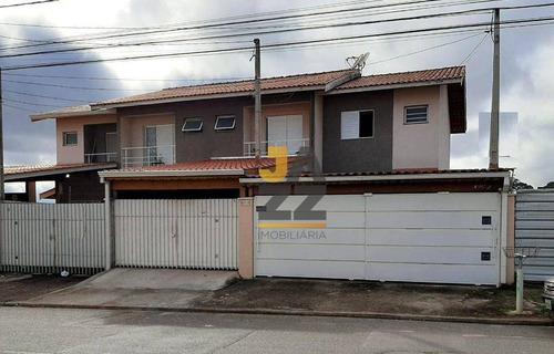 Imagem 1 de 30 de Sobrado Com 2 Suítes À Venda, 72 M² Por R$ 340.000 - Jardim Das Cerejeiras - Atibaia/sp - Ca11475