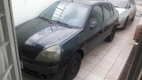 Renault Clio Sedan 60mil Km Segundo Dono