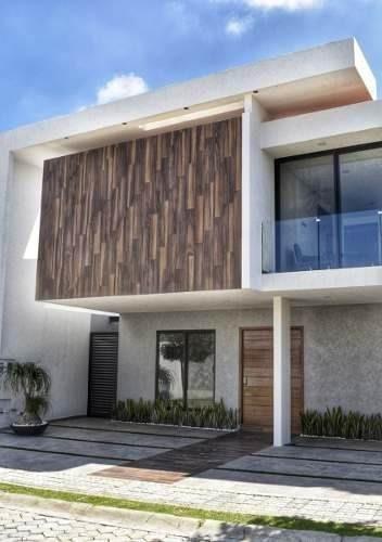 Exclusiva Casa En Venta Con 4 Recamaras Parque Guanajuato Lomas De Angelopolis