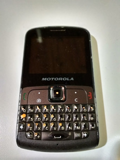 Celular Motorola Motokey Ex112