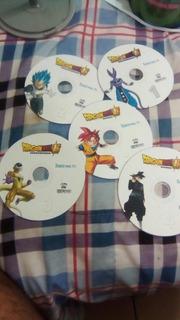 Dragon Ball Super Serie Completa Hd Latino Bluray