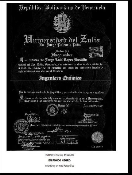 Fondo Negro Instantáneo En Papel Fotográfico (isla De Marg )