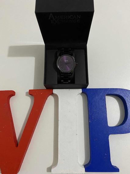 Relógio American Exchange Importado Original