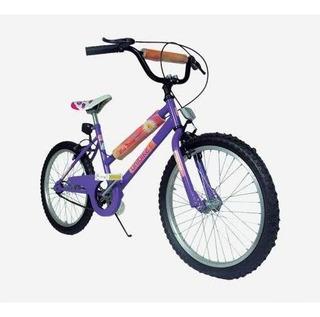 Bicicleta Unibike 200120 Rodado 20, Bmx , Dama