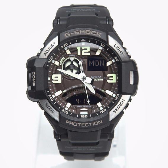 Relógio Casio G Shock Ga 1000 1bdr Original Nfe + Garantia
