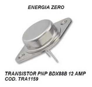 Transistor Pnp Bdx88b 12amp Cod. Tra1159 Frete Cr