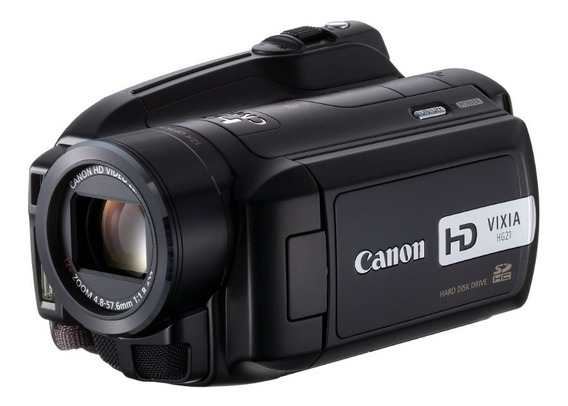 Cámara De Video Full Hd Canon Vixia Hf G21