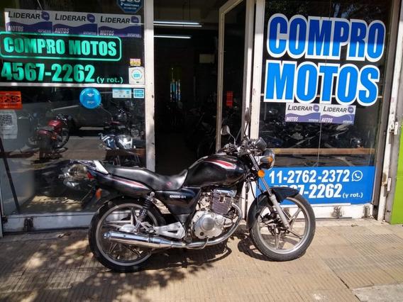 Suzuki En 125 Anticipo $39000 Alfamotos Whatsapp 1127622372