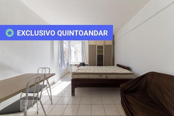 Studio No 1º Andar Com 1 Dormitório - Id: 892949262 - 249262