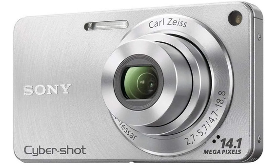 Camera Sony Cyber Shot Dsc-w350 14.1mp
