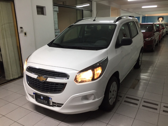 Chevrolet Spin 1.8 Lt 5 As - Mod. 2.018