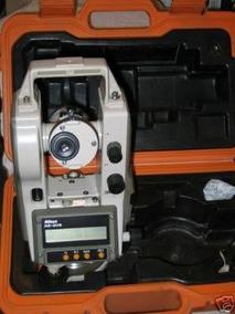 Teodolito Nikon Ne20s Precisão 20 Usado