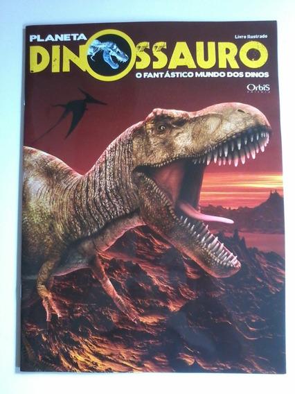 70 Figurinhas Do Album Planeta Dinossauro Editora Orbis @