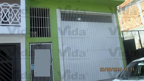 Imagem 1 de 14 de Salão Comercial Para Locação Em Jardim Veloso  -  Osasco - 27766