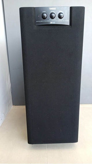Caixa Ativa De Grave - Woofer Yamaha