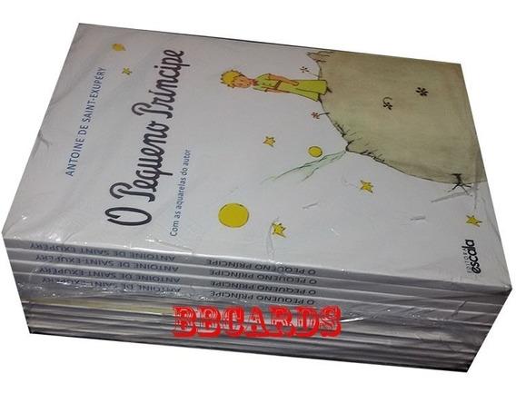 15 Livros Pequeno Príncipe Antoine Saint Eexupéry Aquarelas