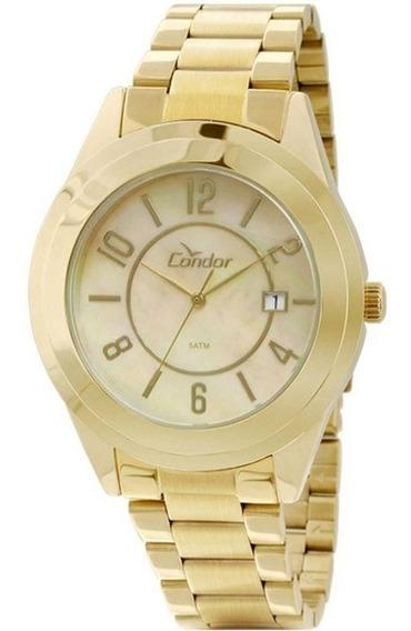 Relógio Condor Feminino Co2115th/4x C/ Garantia E Nf