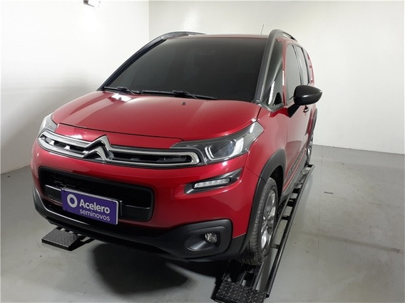 Citroen Aircross 1.6 Vti 120 Flex Live Manual