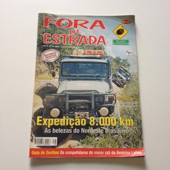 Revista Fora Da Estrada Trilha Do Ariri Beleza Nordeste A133
