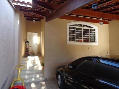 Casa Com 3 Dormitórios À Venda, 114 M² Por R$ 340.000 - Jardim Das Indústrias - São José Dos Campos/sp - Ca1704