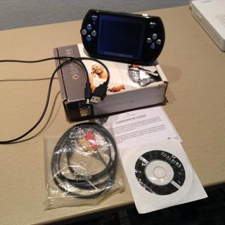 Consola Mp5 Dualride Gameshadow