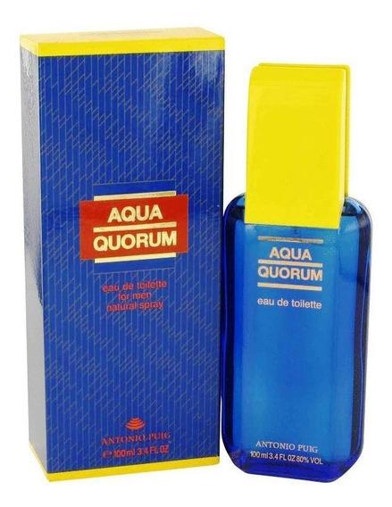 Perfume Masculino Importado Aqua Quorum Antonio Puig 100ml!!