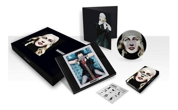 Madonna Madame X Box Deluxe Pronta Entrega Já Chegou !!