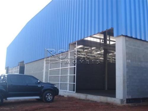 Imagem 1 de 14 de Galpao - Distrito Industrial V - Ref: 20666 - V-20666