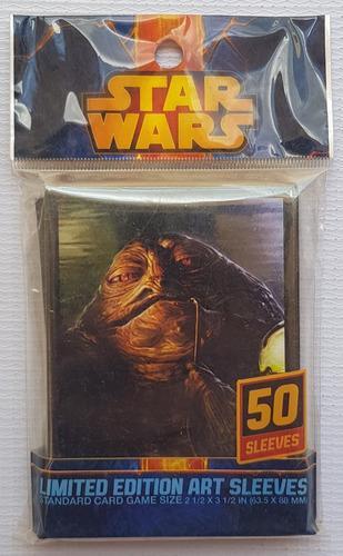 Fantasy Flight Mica Standard Diseño Star Wars Jabba The Hutt