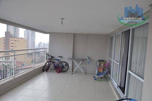 Apartamento À Venda, 120 M² Por R$ 1.200.000,00 - Santa Terezinha - São Paulo/sp - Ap0782