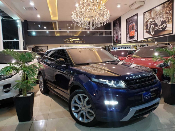 Land Rover Evoque 2015 2.0 Dynamic 4wd Gasolina 4p Automatic