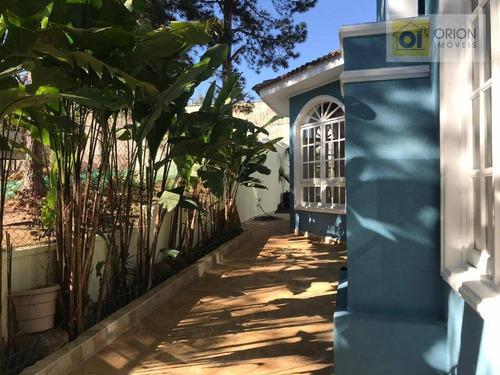 Casa Com 3 Dormitórios, 362 M² - Venda Por R$ 1.750.000,00 Ou Aluguel Por R$ 6.590,00/mês - Morada Das Flores (aldeia Da Serra) - Santana De Parnaíba/sp - Ca1024