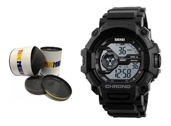 Relógio G Sport Shock Digital A Prova D´água Original Dj0056