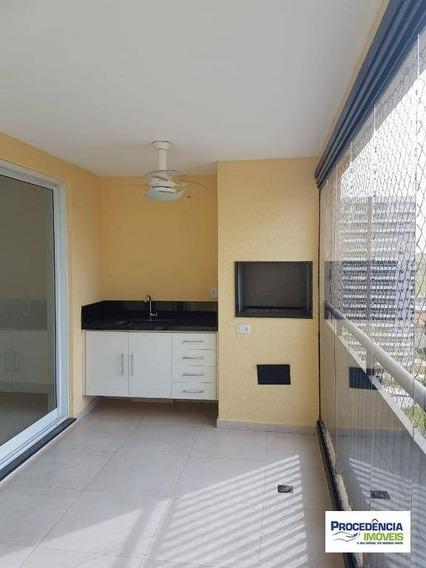 Apartamento Com 3 Dormitórios À Venda, 110 M² Por R$ 660.000 - Jardim Tarraf Ii - São José Do Rio Preto/sp - Ap6524